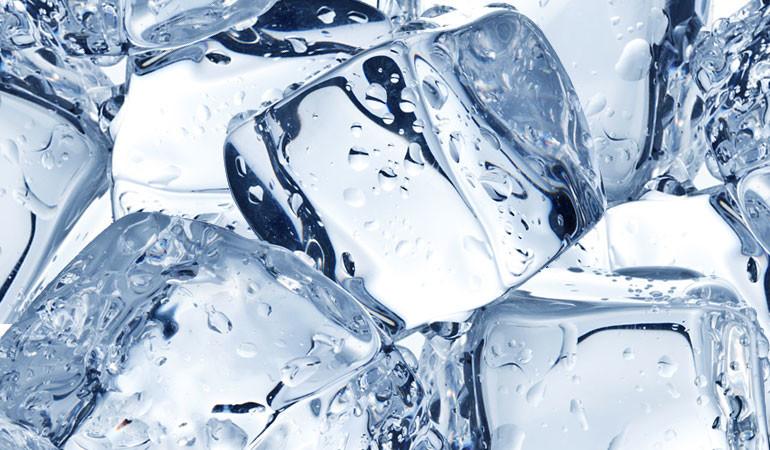 La macchina del ghiaccio